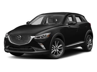 Jet Black Mica 2016 Mazda CX-3 Pictures CX-3 Utility 4D GT AWD I4 photos front view