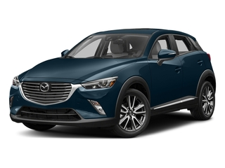 Deep Crystal Blue Mica 2016 Mazda CX-3 Pictures CX-3 Utility 4D GT AWD I4 photos front view