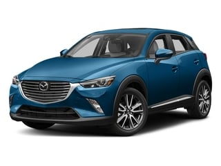 Dynamic Blue Mica 2016 Mazda CX-3 Pictures CX-3 Utility 4D GT AWD I4 photos front view