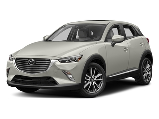 Ceramic Silver Metallic 2016 Mazda CX-3 Pictures CX-3 Utility 4D GT AWD I4 photos front view