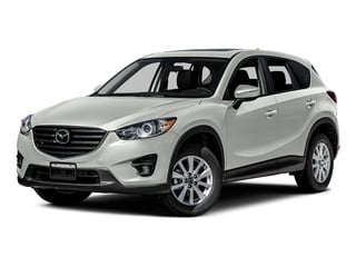 Crystal White Pearl Mica 2016 Mazda CX-5 Pictures CX-5 Utility 4D Touring AWD I4 photos front view
