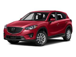 Soul Red Metallic 2016 Mazda CX-5 Pictures CX-5 Utility 4D Touring AWD I4 photos front view