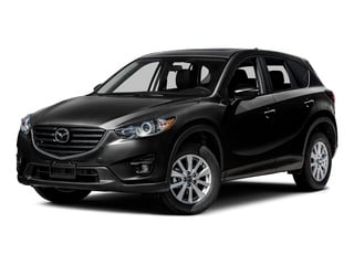 Jet Black Mica 2016 Mazda CX-5 Pictures CX-5 Utility 4D Touring AWD I4 photos front view