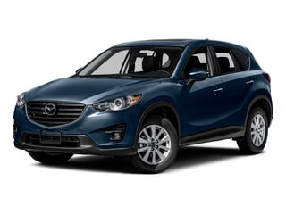 Blue Reflex Mica 2016 Mazda CX-5 Pictures CX-5 Utility 4D Touring AWD I4 photos front view