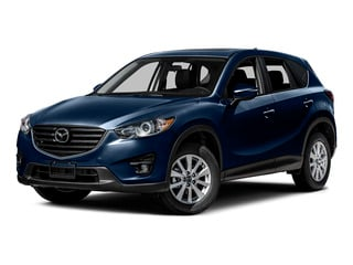 Deep Crystal Blue Mica 2016 Mazda CX-5 Pictures CX-5 Utility 4D Touring AWD I4 photos front view