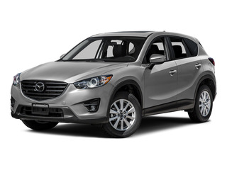 Sonic Silver Metallic 2016 Mazda CX-5 Pictures CX-5 Utility 4D Touring AWD I4 photos front view
