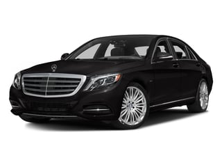 designo Mocha Black 2016 Mercedes-Benz S-Class Pictures S-Class Sedan 4D S600 V12 Turbo photos front view