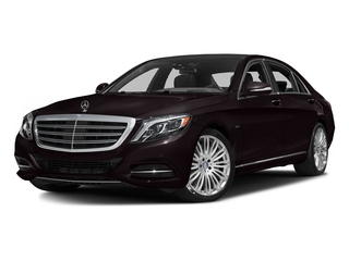 Ruby Black Metallic 2016 Mercedes-Benz S-Class Pictures S-Class Sedan 4D S600 V12 Turbo photos front view