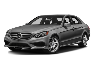 designo Graphite 2016 Mercedes-Benz E-Class Pictures E-Class Sedan 4D E350 AWD V6 photos front view
