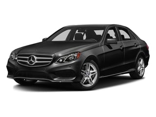 Obsidian Black Metallic 2016 Mercedes-Benz E-Class Pictures E-Class Sedan 4D E350 V6 photos front view