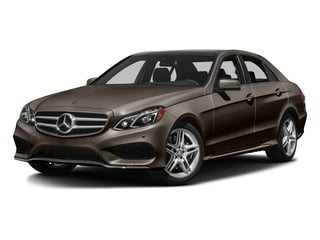 Dolomite Brown Metallic 2016 Mercedes-Benz E-Class Pictures E-Class Sedan 4D E350 AWD V6 photos front view