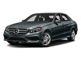 Steel Grey Metallic 2016 Mercedes-Benz E-Class Pictures E-Class Sedan 4D E350 AWD V6 photos front view