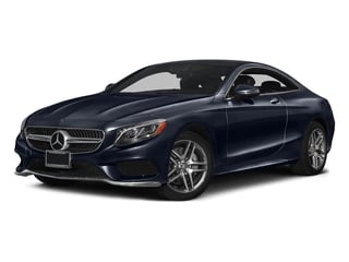 Lunar Blue Metallic 2016 Mercedes-Benz S-Class Pictures S-Class Coupe 2D S550 AWD V8 Turbo photos front view