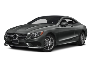 Selenite Grey Metallic 2016 Mercedes-Benz S-Class Pictures S-Class Coupe 2D S550 AWD V8 Turbo photos front view