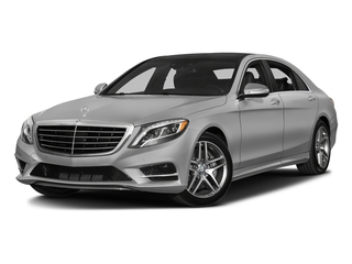 designo Magno Alanite Gray (Matte Finish) 2016 Mercedes-Benz S-Class Pictures S-Class Sedan 4D S550 AWD V8 Turbo photos front view