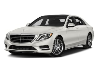 designo Magno Cashmere White (Matte Finish) 2016 Mercedes-Benz S-Class Pictures S-Class Sedan 4D S550 AWD V8 Turbo photos front view