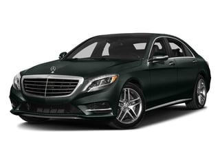Emerald Green Metallic 2016 Mercedes-Benz S-Class Pictures S-Class Sedan 4D S550 AWD V8 Turbo photos front view