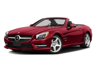Mars Red 2016 Mercedes-Benz SL Pictures SL Roadster 2D SL550 V8 Turbo photos front view