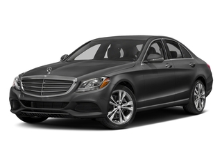Steel Gray Metallic 2016 Mercedes-Benz C-Class Pictures C-Class Sedan 4D C300 AWD I4 Turbo photos front view