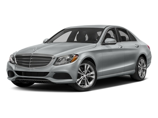 Iridium Silver Metallic 2016 Mercedes-Benz C-Class Pictures C-Class Sedan 4D C300 AWD I4 Turbo photos front view