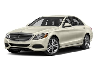 Diamond White Metallic 2016 Mercedes-Benz C-Class Pictures C-Class Sedan 4D C300 AWD I4 Turbo photos front view