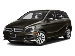 Cocoa Brown Metallic 2016 Mercedes-Benz B-Class Pictures B-Class Hatchback 5D Electric Drive photos front view