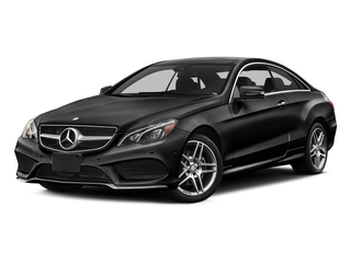 Black 2016 Mercedes-Benz E-Class Pictures E-Class Coupe 2D E400 V6 Turbo photos front view