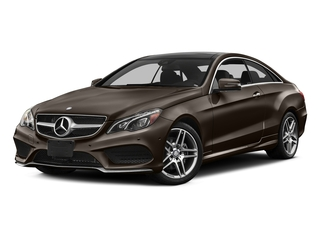 Dolomite Brown Metallic 2016 Mercedes-Benz E-Class Pictures E-Class Coupe 2D E400 V6 Turbo photos front view