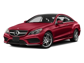 Mars Red 2016 Mercedes-Benz E-Class Pictures E-Class Coupe 2D E400 V6 Turbo photos front view