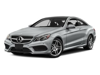Iridium Silver Metallic 2016 Mercedes-Benz E-Class Pictures E-Class Coupe 2D E400 V6 Turbo photos front view