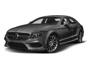 Steel Gray Metallic 2016 Mercedes-Benz CLS Pictures CLS Sedan 4D CLS400 V6 Turbo photos front view