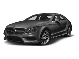 Steel Gray Metallic 2016 Mercedes-Benz CLS Pictures CLS Sedan 4D CLS400 AWD V6 Turbo photos front view