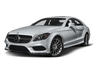 Diamond Silver Metallic 2016 Mercedes-Benz CLS Pictures CLS Sedan 4D CLS400 AWD V6 Turbo photos front view