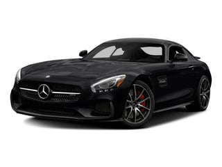 Black 2016 Mercedes-Benz AMG GT Pictures AMG GT S 2 Door Coupe photos front view