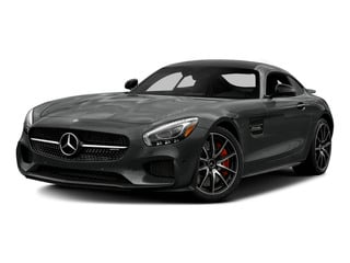 designo Selenite Grey 2016 Mercedes-Benz AMG GT Pictures AMG GT S 2 Door Coupe photos front view