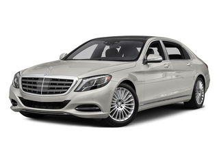designo Magno Cashmere White (Matte Finish) 2016 Mercedes-Benz S-Class Pictures S-Class Sedan 4D S600 Maybach V12 Turbo photos front view