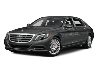 Selenite Grey Metallic 2016 Mercedes-Benz S-Class Pictures S-Class Sedan 4D S600 Maybach V12 Turbo photos front view