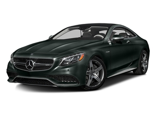 Emerald Green Metallic 2016 Mercedes-Benz S-Class Pictures S-Class Coupe 2D S63 AMG AWD V8 Turbo photos front view