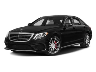 Magnetite Black Metallic 2016 Mercedes-Benz S-Class Pictures S-Class Sedan 4D S63 AMG AWD V8 Turbo photos front view