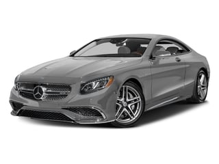 designo Magno Alanite Gray (Matte Finish) 2016 Mercedes-Benz S-Class Pictures S-Class 2 Door Coupe Rear Wheel Drive photos front view