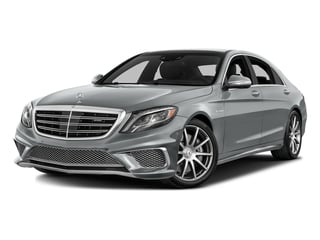 Iridium Silver Metallic 2016 Mercedes-Benz S-Class Pictures S-Class 4 Door Sedan Rear Wheel Drive photos front view