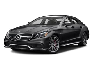 Black 2016 Mercedes-Benz CLS Pictures CLS Sedan 4D CLS63 AMG S AWD V8 photos front view