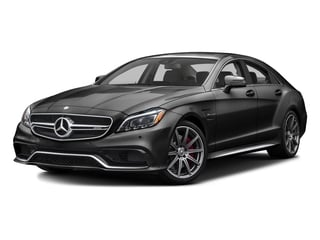Magnetite Black Metallic 2016 Mercedes-Benz CLS Pictures CLS Sedan 4D CLS63 AMG S AWD V8 photos front view