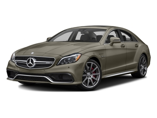 designo Magno Sintered Bronze (Matte) 2016 Mercedes-Benz CLS Pictures CLS Sedan 4D CLS63 AMG S AWD V8 photos front view