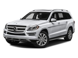 Polar White 2016 Mercedes-Benz GL Pictures GL Utility 4D GL450 4WD V6 photos front view