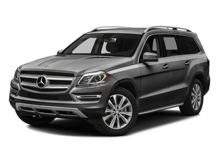 Steel Gray Metallic 2016 Mercedes-Benz GL Pictures GL Utility 4D GL450 4WD V6 photos front view