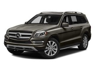 Dakota Brown Metallic 2016 Mercedes-Benz GL Pictures GL Utility 4D GL450 4WD V6 photos front view