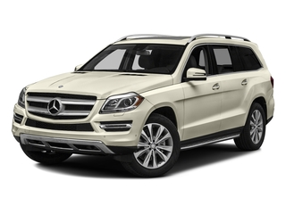 Diamond White Metallic 2016 Mercedes-Benz GL Pictures GL Utility 4D GL450 4WD V6 photos front view