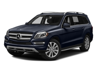 Lunar Blue Metallic 2016 Mercedes-Benz GL Pictures GL Utility 4D GL450 4WD V6 photos front view