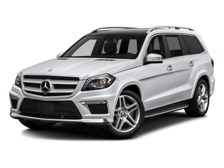 Polar White 2016 Mercedes-Benz GL Pictures GL Utility 4D GL550 4WD V8 photos front view